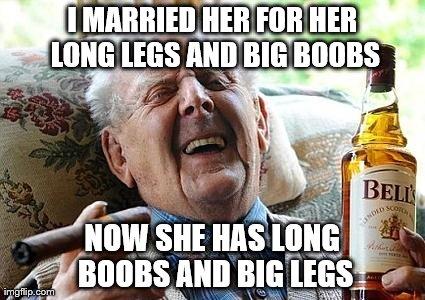 Cool Old Man