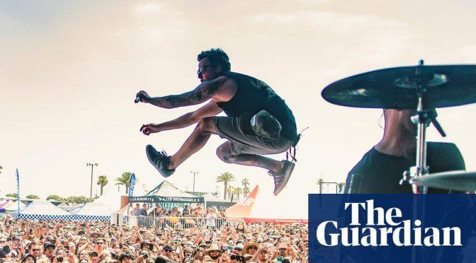 Punk's not dead? How Vans Warped tour jumped the shark