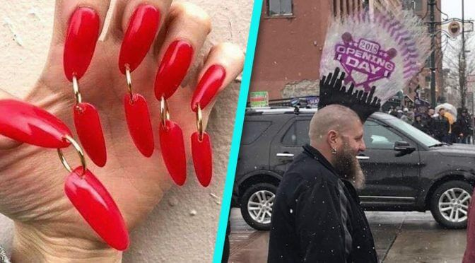 20 People Who Are Just Ridiculously Extra