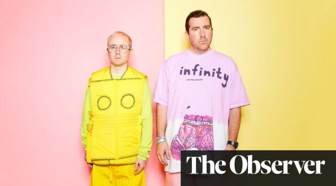 Hot Chip: Escapism is the opposite of what we should be doing