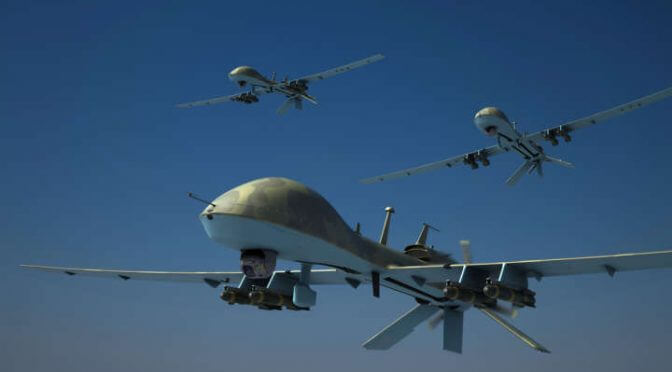 Mysterious Swarm Of UAVs Bomb Russian Military Base In World-First Unidentified Drone Attack