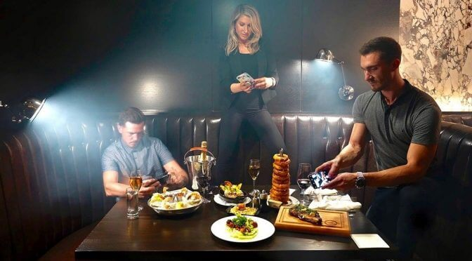 Boston steakhouse invests $10,000 on 'Instagram table' to satisfy social media influencers