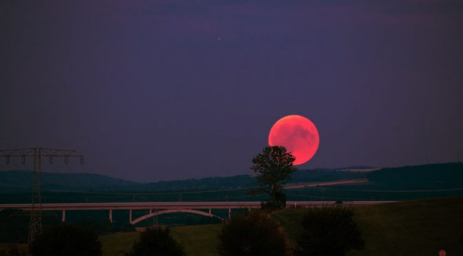 How Octobers Blood Moon Will Influence Your Life, Based On Your Zodiac Sign