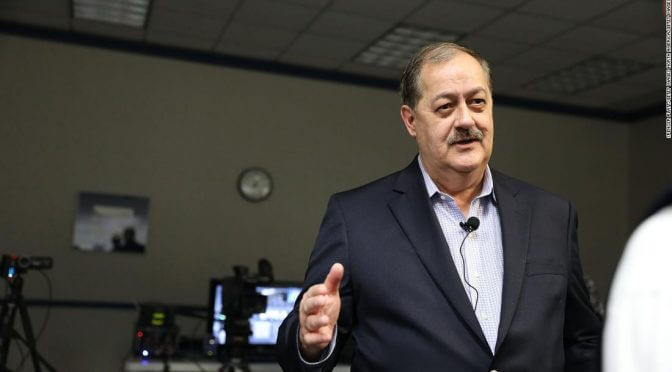 Yes, Don Blankenship can win and other nuggets as Indiana, Ohio and West Virginia head to the polls