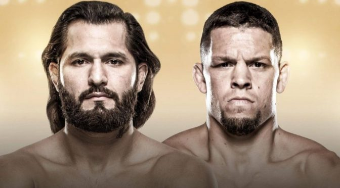 Nate Diaz vs. Jorge Masvidal at UFC 244: Fight Card, Schedule, and How To Watch
