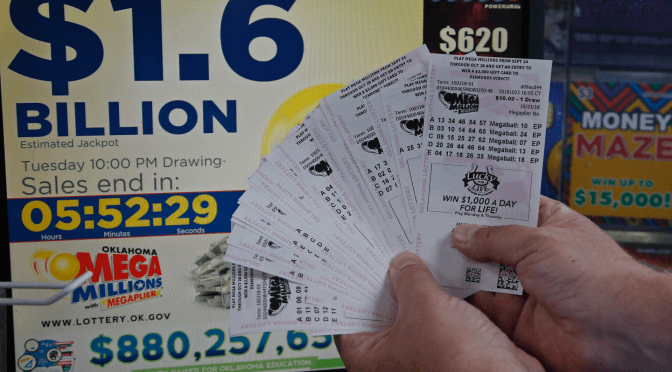 Why the world's biggest lottery jackpot wasn't