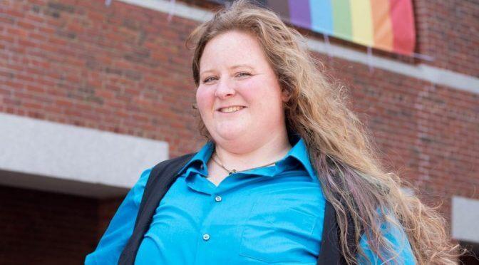 First Openly Non-Binary Senate Candidate Seeks To Make Politics More Inclusive