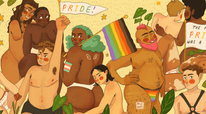 3 Tumblr Artists Share Their Visions For Pride Month