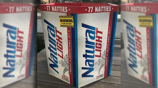 Anheuser-Busch accused of promoting binge drinking with 77-pack of Natural Light