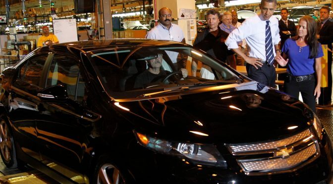 A Chevy Volt Owner Writes A Eulogy For The Car He Loves