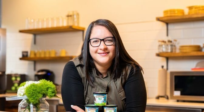 "This ""Flavor Guru"" Creates Ben & Jerry's Flavors For A Living"