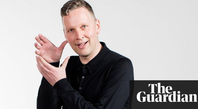 David Shrigley: Self-delusion is quite important if you want to be an artist