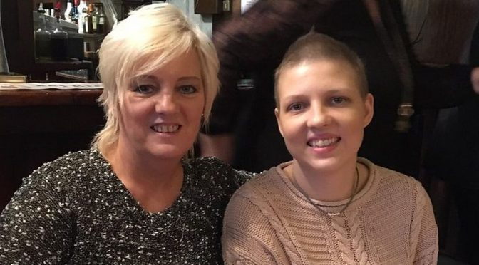 Cancer crowdfunding 'couldn't save my daughter'