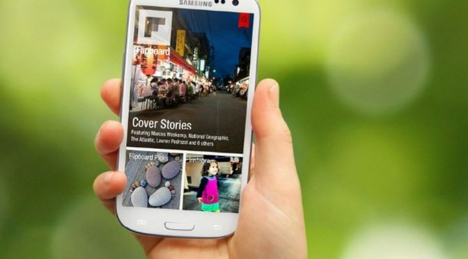 Flipboard Adds Book Catalog With Affiliate Cut From Apple
