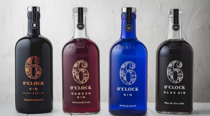 GSN Review: 6 O'Clock Gins