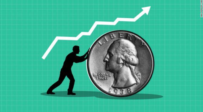 Minimum wage since 1938