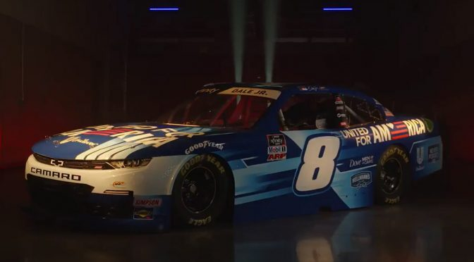 Dale Earnhardt Jr. returning to racing in 9/11 tribute car