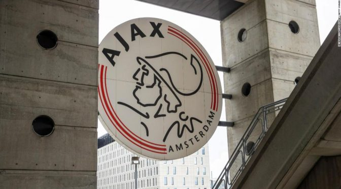 Ajax youth player dies in car accident