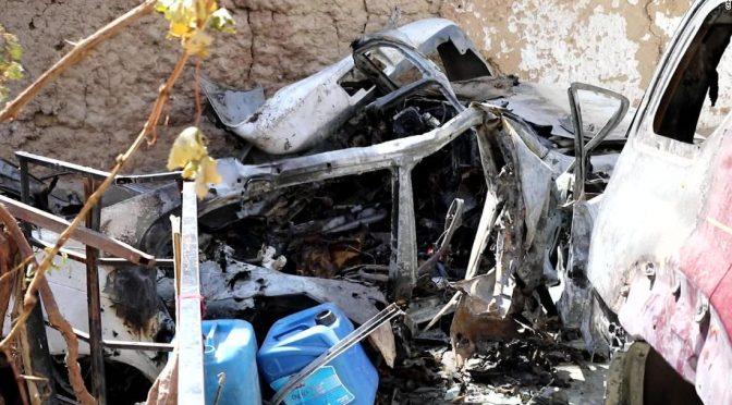Did US get Afghanistan drone strike wrong? CNN investigates